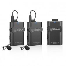 Беспроводная микрофонная система Boya BY-WM4 Pro K2